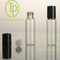 hot sale OEM environmental non-toxiplastic round bottlec leakproof cixi transparent PET material 5ml perfume pen sprayer bottle