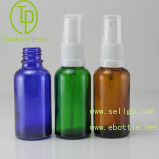 Plastic skin care serum glass bottle with great price