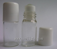 Glass Roll On Bottles