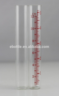 TP-1-25 Free Sample Glass Rain gauge china supplier
