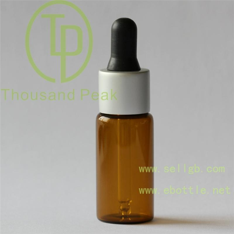 Wholesale High Quality 30ml essential oil aluminum dropper bottles