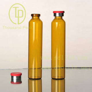TP-4--07 20ml brown A oral liquid bottle