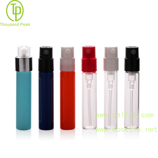 TP-3-50 2 Perfume Sampler Spray Atomizer Vial