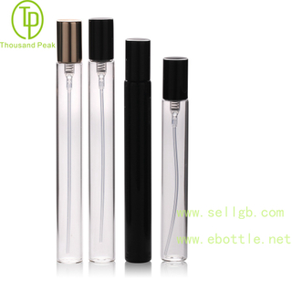 TP-3-07 7-10ml Snap neck perfume sample bottle
