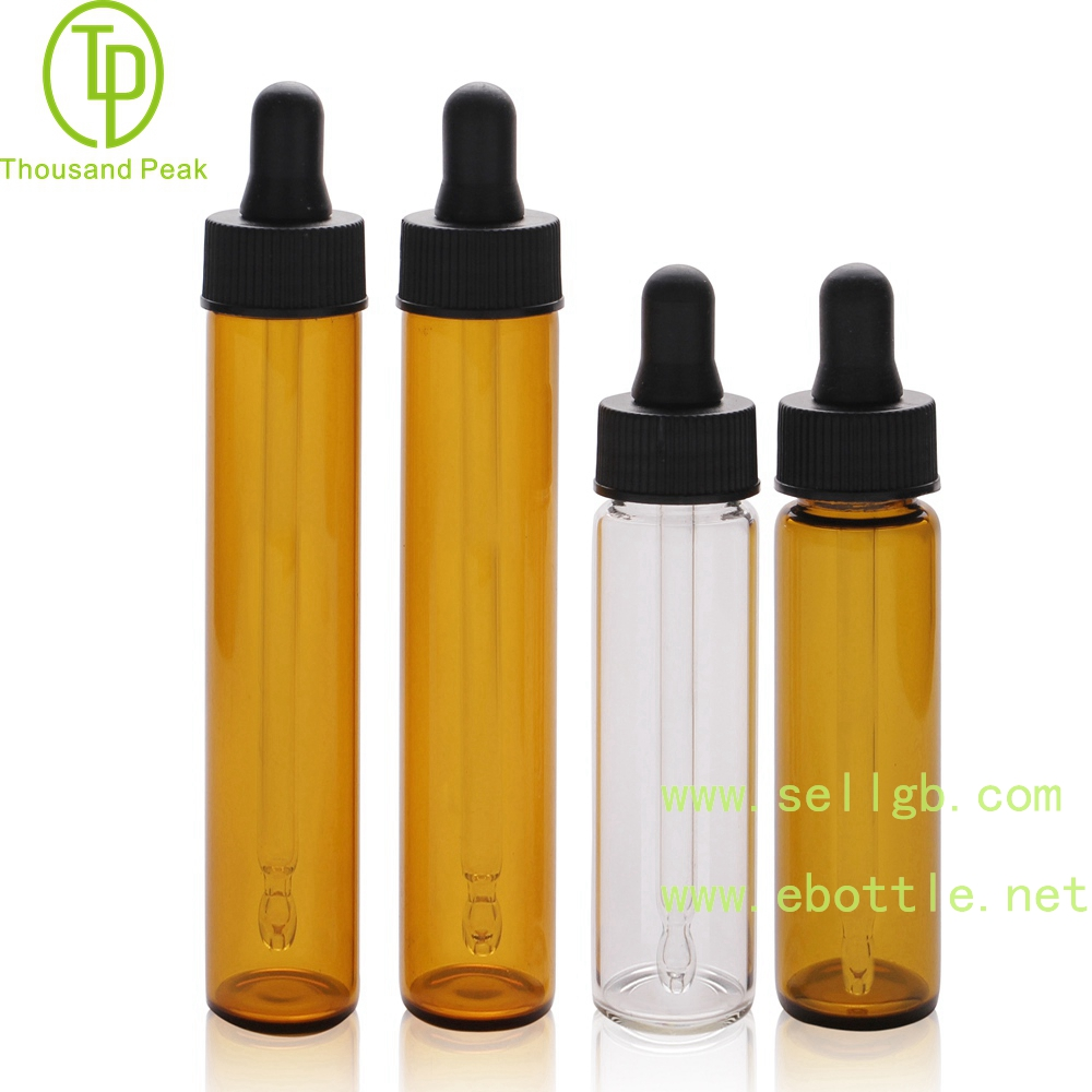 TP-2-14 5ml 8ml Reagent dropper bottles